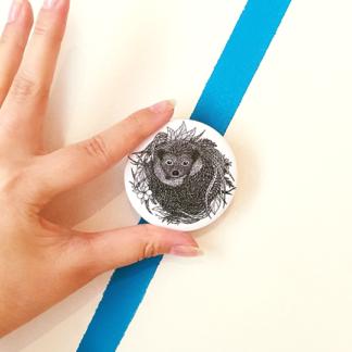 Badge/Aimant